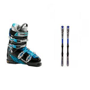 Adulto – Esquí BRONCE – ESQUÍ+BOTAS