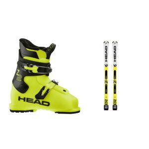 Junior – Esquí – ESQUÍ + BOTAS