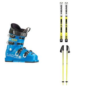 Junior – Esquí –<br> Equipo Completo