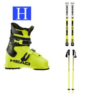 SERVICIO HOTELES – Junior – Esquí – Equipo Completo